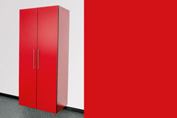 Race Day Red Cabinet Option
