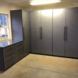 Custom Garage Cabinets Pittsford